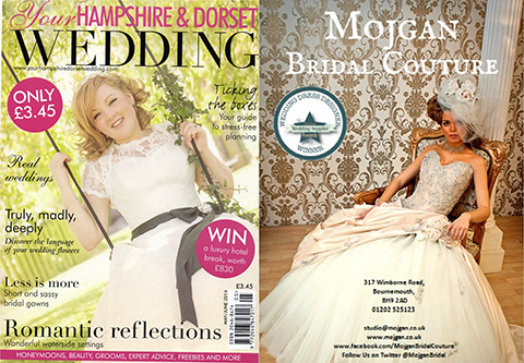 wedding magazine may june 2014