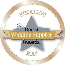 finalist dorest wedding supplier 2014