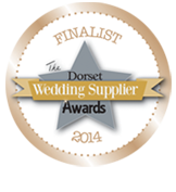 Finalist Dorset Wedding Supplier Awards 2014