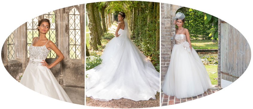 endless love wedding dress collection